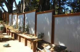 Fence Custom Inlay